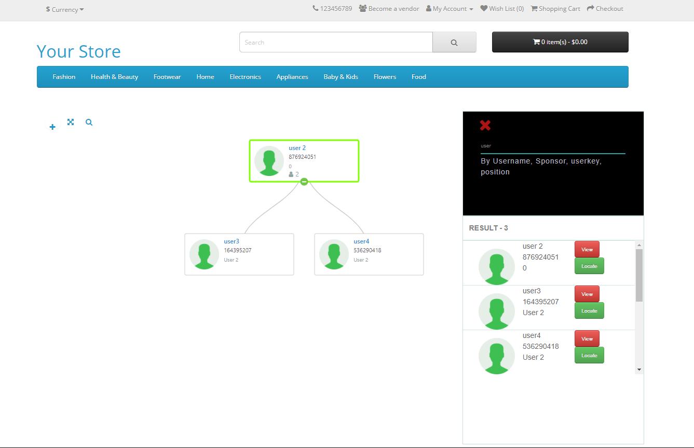 |'Opencart'| |'letscms'| |'opencart unilevel mlm plan'| |'geneology'| |'user geneology'| |'data'| |'Dashboard'| |'unilevel mlm plan'| |'mlm'| |'mlm Plan'|  |'setting'| |'new users'| |'unilevel'| |'unilevel mlm extension'| |'costomer list'| |'new users'| |'Installer'| |'mlmtrees.com'| |'mlm plan'| |'extension'| |'Opencart mlm plan'|