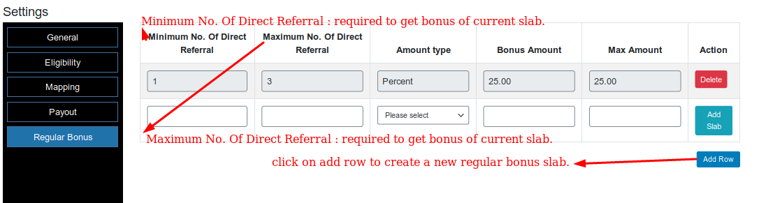 |'Wordpress'| |'letscms'| |'ForceMatrix mlm WooCommerce plan'| |'regular bonus settings'| |'mlm settings'| |'settings'| |'mlmtrees.com'| |'regular bonus'| |'bonus'| |'mlm plan'| |'wordpress mlm plan'|