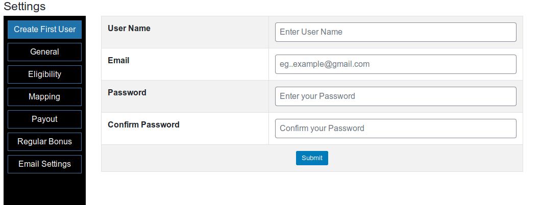 |'Wordpress'| |'letscms'| |'ForceMatrix mlm WooCommerce plan'| |'create first user'| |'root user'| |'mlmtrees.com'| |'mlm plan'| |'wordpress mlm plan'|